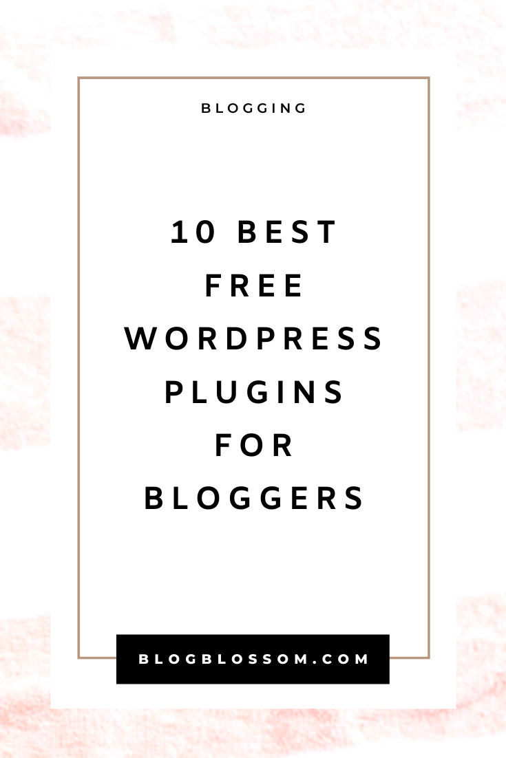 10 Best Free Plugins For WordPress For Beginners