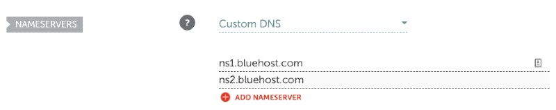 how to start a blog with bluehost - namecheap bluehost nameservers