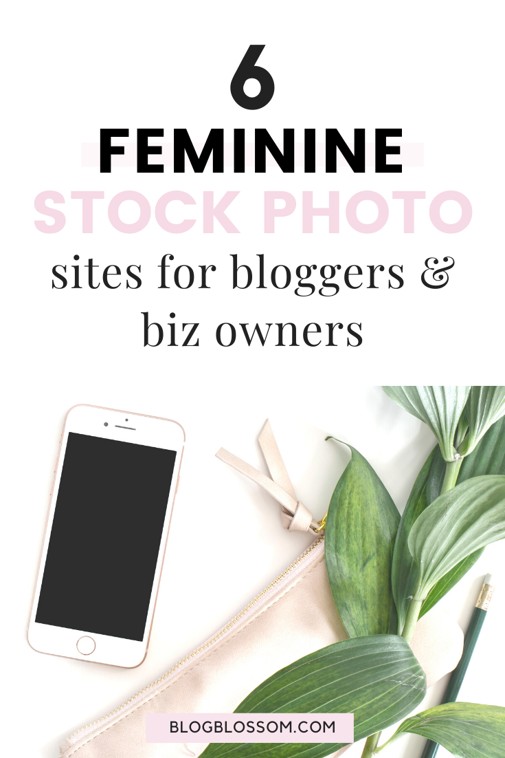 Looking for pretty and chic stock photos for your online creative business, blog, online store, or portfolio? Here are the best sites to find feminine and girly stock photos as a female creative entrepreneur.   feminine stock photos   elegant   blush   pink   gorgeous   styled stock photos   sites for stock photos   free stock photos   paid stock photos #stockphotography #stockphotos #bloggingtools #blogging #femaleentrepreneur #girly #girlboss #feminine