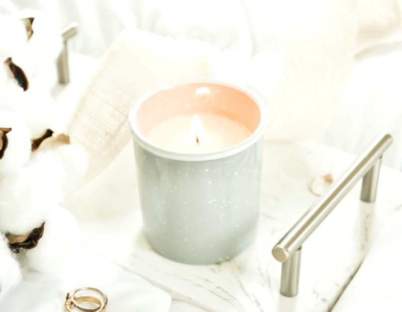 candle for relaxation