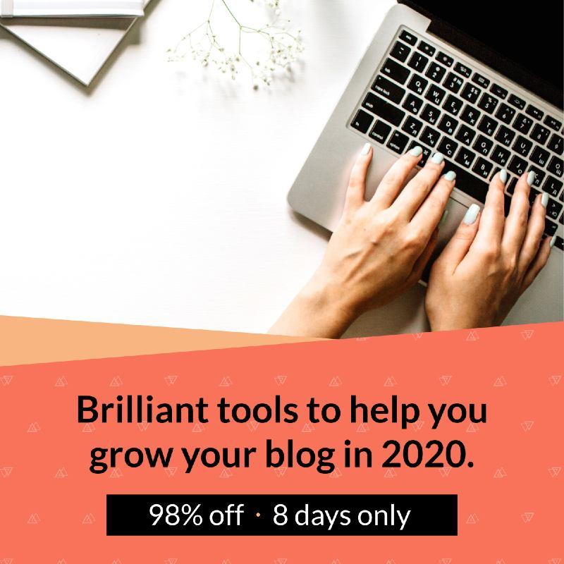 genius blogger's toolkit 2020