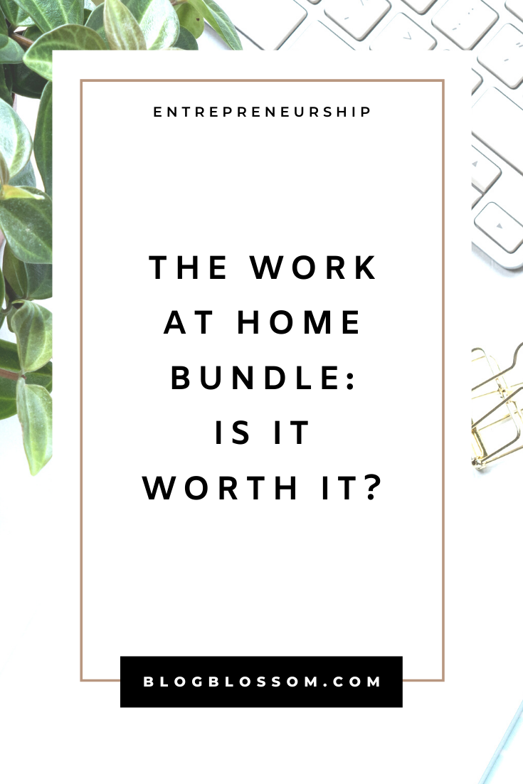 How To Work From Home Like A Pro With The Work At Home Bundle