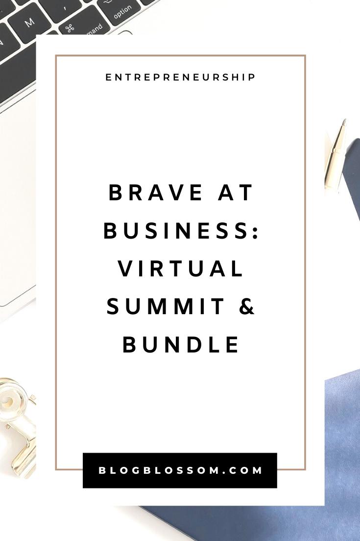 Brave At Business 2020 Bundle + FREE Summit