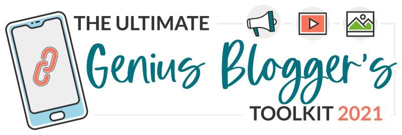 genius blogger's toolkit 2021