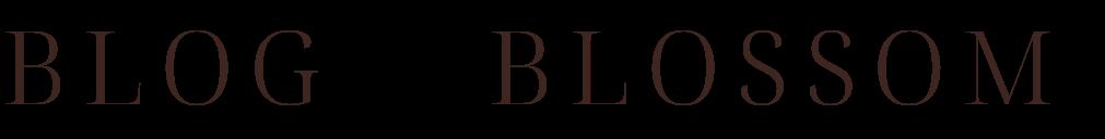 Blog Blossom
