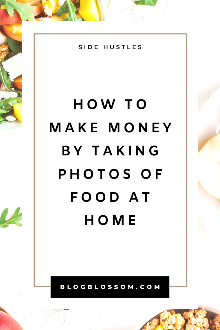 how to start a food photography business